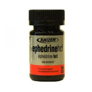 Pillole Dimagranti Efedrina